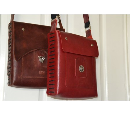 SAN bag with magnetic closer - From £135