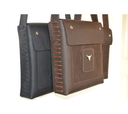 SAN BAGS - Brown and Black - From £135
